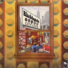 THE BLACKBYRDS / City Life (1975)
