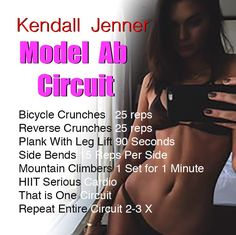 Sexy Flat Stomach Workout! HARD WORKOUT! See her Diet Secrets too! Crazy! Read it and see for yourself! Totally Interesting!