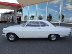 Opel Rekord OLYMPIA COUPE 1700 (bj 1965)