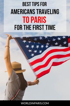 Americans in Paris: what to know when traveling to Paris from the US? Click here for the best tips for Americans traveling to Paris for the first time! #paris #france #travel Paris France Travel, Paris Travel Guide, Europe Travel Tips, Travel Guides, Travel Abroad, Travel Goals, Usa Travel, Travel Destinations, France Attractions