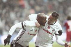 Vagner Love & Adriano #Love #Adriano #Beşiktaş / Beşiktaş Motorcycle Jacket, Mac, Sports, Jackets, Tops, Fashion, Hs Sports, Down Jackets, Moda
