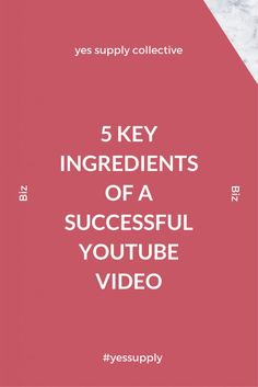 Creating good content is the ultimate key ingredient of a successful youtube video. In this blog post, Natasha Solae, Video Marketing Expert will share with you 5 Key Ingredients of A Successful Youtube Video. Allow your audience to become part of your channel. You can do this in various ways, from reading out comments and answering some questions. You will need more than just engaging videos to become popular. Make use of metadata — title, description, keywords, and tags.  Learn how to be…