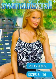 Swimsuits For Plus Size - Plus sized swimwear for women Plus Size Clothing Catalogs, Real Women Bodies, Office Fashion Women, Denim Jacket Men, Classic Style Women, Cute Hats, Plus Size Swimwear, Bikini Photos, Plus Size Outfits