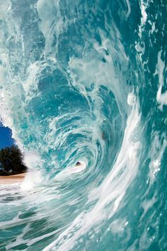 63 Trendy force of nature art ocean waves Water Waves, Sea Waves, Sea And Ocean, Ocean Beach, Beautiful Ocean, Beautiful Beaches, Photo Surf, Images Murales, Surfing Pictures