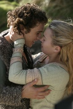 Tristan and Isolde...so sad! Loved this movie!!!