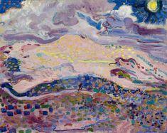 Jan Sluijters - Duinlandschap (1909)