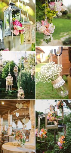 vintage hanging decoration ideas for 2017 trends