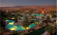 Worldmark Indio Lazy River I Affordable Suite Stye Stays Found At Tripbound