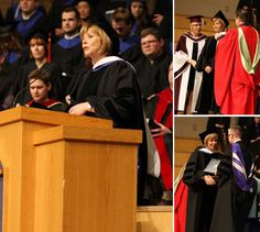 Better late than never! We wanted to share with you some photos from Lorna's honorary graduate hooding at Briercrest College and Seminary. Thanks again to Briercrest for the honorary doctorate! Graduation, Thankful, College, Wellness, Photos, Life, University, Pictures, Moving On