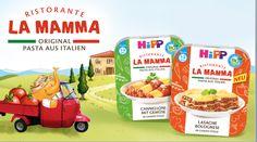 Packaging Design für Hipp Ristorante La Mamma by SYNDICATE DESIGN AG