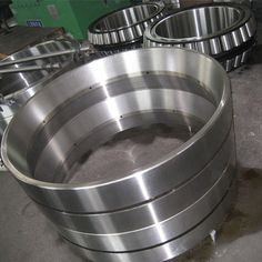 http://backingbearings.blogspot.com/      #four_row_tapered_roller_bearing are hardened bearing steel outer ring grooves and hole. Can withstand the radial load and an axial direction (joint) load.