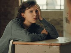 SUMMER'S OVER?!? #FirstDayFeels  Head back to school with Millie Bobby Brown and Converse!