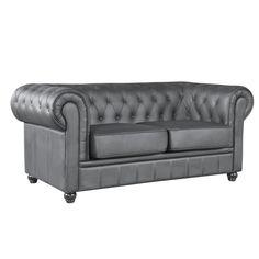 Finemod Imports Modern Chestfield Loveseat #design #homedesign #modern #modernfurniture #design4u #interiordesign #interiordesigner #furniture #furnituredesign #minimalism #minimal #minimalfurniture