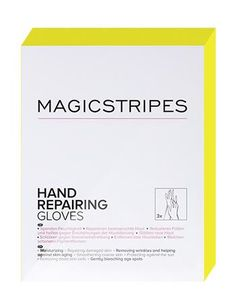 Magic Hands Repairing Gloves by magicstripes