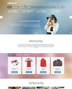 Energize Themes offers professional Joomla templates. If you want affordable, easy to use Joomla template designs plus great support visit us today.  http://www.energizethemes.com