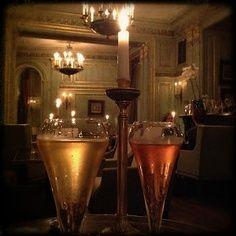 Le Dokhan's Champagne Bar, Paris