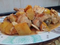 Pollo al ajillo cocina facil