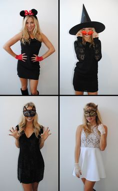 Halloween Costume Ideas! Rent a dress!