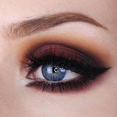 Ash and Ember Eye Soot: Nightshade | Makeup / Hair ...