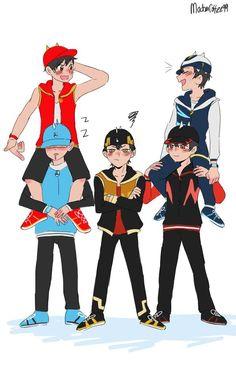 Elemental Powers, Boboiboy Anime, Boboiboy Galaxy, Yandere, Wattpad, Fandoms, Animation, Fan Art, Manga
