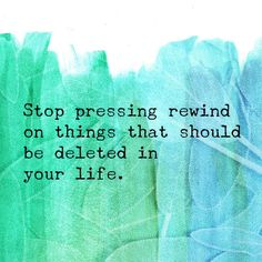 Simplify. Declutter. Move on. (via @mindbodygreen)