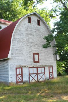 love this barn in Davie County NC