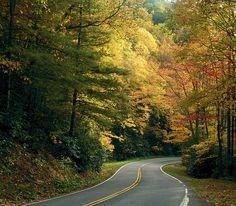Fall 2013 in Southwest Virginia