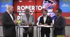 [VÍDEO] Edwin Rodríguez explica cómo se formó el Equipo Nacional...