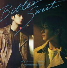 the newest teaser image for #Mingyu & #Wonwoo of #SEVENTEEN's upcoming collab. with Lee Hi, Bittersweet Carat Seventeen, Seventeen Album, Mingyu Seventeen, Seventeen Memes, Mingyu Wonwoo, Seungkwan, Woozi, Lee Hi, Online Album