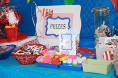 great prize table