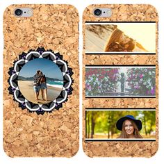 iPhone 6 personalized cork case now available at www.gocustomized.com