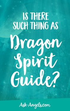 Is There Such Thing as Dragon Spirit Guide?