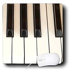 Piano Keys, Mousepad, Music Instruments, Amazon, Photography, Ideas, Amazons, Photograph, Riding Habit
