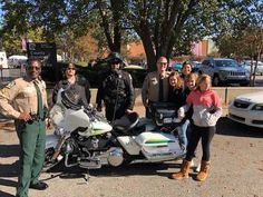 at the Veterans Day parade in Charlotte. Sheriff Office, Veterans Day, Charlotte