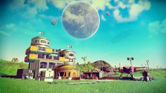 No Man's Sky Foundation update adds base building, home planets and more