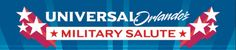 Universal Orlando is offering these cool military discounts currently for active, retired and reserves.