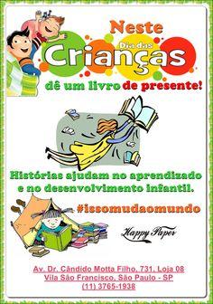 Livros para o Dia das Crianças - Portal Colina Vila São Francisco, Site Vila São Francisco, Lojas Vila São Francisco, Empresas Zona Oeste, Comércio Osasco