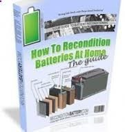 Battery Reconditioning - Image result for ez battery reconditioning - Save Money And NEVER Buy A New Battery Again