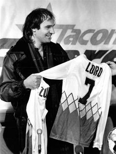Lord of All Indoors: Steve Zungul was a scoring machine for the Tacoma Stars of the Major Indoor Soccer League from 1986-88. The Yugoslavian national even had a jersey with his moniker on it, although he never wore it in a game.