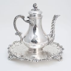 #Sterling #Silver #Teapot #French #Art #Nouveau #Minerva #950 / #1000 by #Alphonse #Debain #Tea #Pot #Tiffany&Co #money #bitcoin #cannabis #diamonds #sterlingsilver #France #Napoleon #Gold #Platinum #coffee #antique #vintage #kitchen #kitchendesign #kitchenlife #kähler #instainterior #interior123 #myhome #lovemyhome #decorate #decoración #homedesign #interiorinspo #interior4all #dream_interiors #passion4interior #interior4inspo