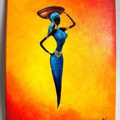 46 Meilleures Images Du Tableau Peinture Africaine Africa Art
