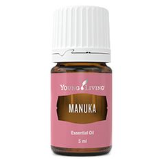 Manuka oil is known for supporting the appearance of healthy-looking skin. One of the many Manuka oil uses includes reducing the appearance of blemishes on the skin.