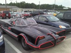 The only true batmobile