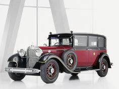Mercedes-Benz 770 (W07) '1930–38