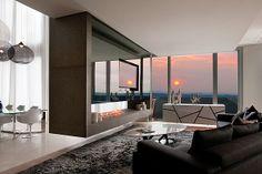 Sandhurst Towers Interior // OKHA