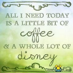 Mostly Disney!