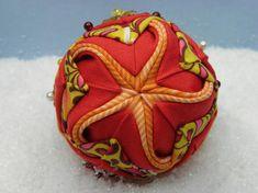 Tutorial Starfish ornament English