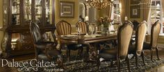 Victorian Dining Room | Palace Gate Dining Room | Victorian Furniture