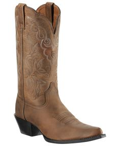 Ariat Heritage Cowgirl Boots - Pointed Toe - Sheplers