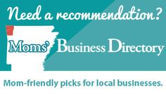 Northwest Arkansas Moms' Business Directory